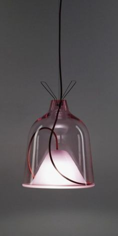 Stylish Glass Pendant Lamps in Contemporary