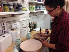 glazing at White Bear Center for the Arts