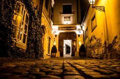 The Golden Well: Prague's Most Romantic Hotel — No Destinations Beautiful Hotels, Amazing Hotels, Prague Hotels, Prague Travel, Prague Czech Republic, Five Star Hotel, Luxury Accommodation, Best Location, Most Romantic