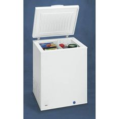 Black Amp Decker 5 0 Cu Ft Chest Freezer White For The