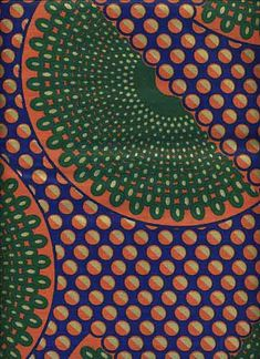 Austin to Africa, Brasil to the Bay: Pattern Inspiration - African Wax Prints