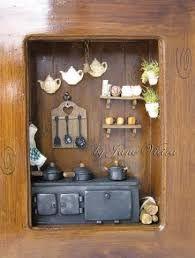 Resultado de imagem para cozinha americana rustica