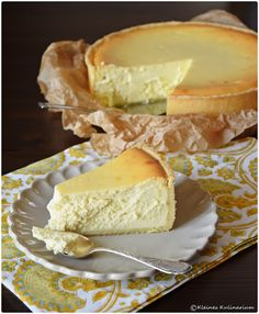 Kleines Kulinarium: Käsekuchen - ein Klassiker