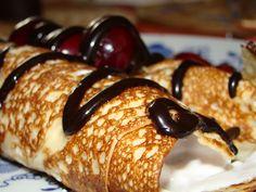 Delicious Wicked: Palacinky s čerešňami