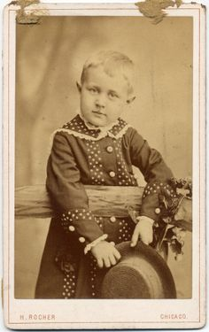 "Robert Todd Lincoln's son Abraham ""Jack"" Lincoln II in 1878"