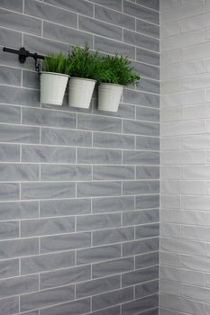 Hottest Pic glazed Ceramics Tile Tips New Yorker By Settecento – Smoke 3 x 12 Glazed Ceramic Tile Rustic Bathroom Vanities, Rustic Bathrooms, Chic Bathrooms, Bathroom Ideas, Bathrooms 2017, Room Tiles, Wall Tiles, Subway Tiles, Mold In Bathroom