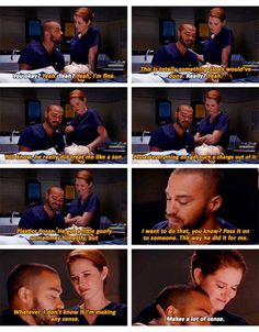 Find images and videos about greys anatomy, jackson avery and april kepner on We Heart It - the app to get lost in what you love. Greys Anatomy Episodes, Grays Anatomy Tv, Greys Anatomy Characters, Greys Anatomy Memes, Grey Anatomy Quotes, Jackson And April, Jackson Avery, Series Movies, Movies And Tv Shows