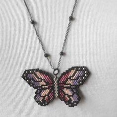 #miyukikolye #miyukitakı #miyuki #taki #takı #sevgililergunu #valentinesday #gift #handmadejewelry #kelebek #butterfly