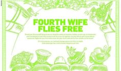 """Fourth Wife"" Print Ad for Kulula Airlines by King James Travel News, New Travel, New Airline, Travel Specials, Flying Together, File Image, Free News, Slot Online, King James"