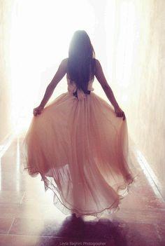 Walking Into A Dream