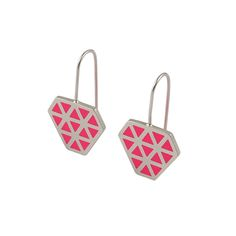 Iso+tronqué+triangle+hook+earrings+2+-small, £78.00