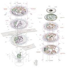 Process Axonometric