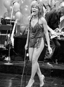 Tina Turner...those legs....