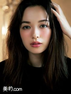 赤めチークで作る上品色っぽメーク Asian Makeup Looks, Korean Makeup, Japanese Models, Beauty Women, Pure Beauty, Japanese Makeup, Japanese Beauty, Makeup Inspo, Beauty Makeup