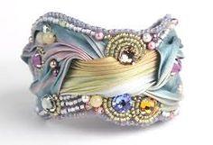 shibori jewelry - Google Search