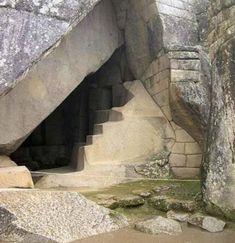 Das ist interessant. Flüssigkeit Stein-Technologie (5 Fotos). Stein, Flüssigkeit, Machu, Picchu
