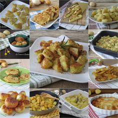 Contorni con patate | La cucina di Loredana | Bloglovin'
