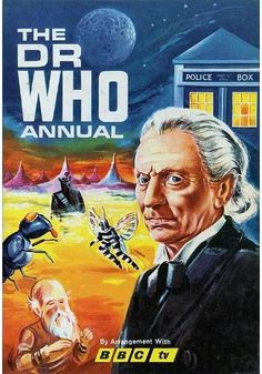 The first Doctor Who annual. One of the best printed, had a high page count too.