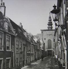 Kerkstraat Haarlem (jaartal: 1950 tot 1960) - Foto's SERC