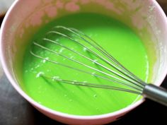 Ogura Cake Pandan Super soft moist recomended recipe step 1 photo