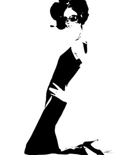 Bellezza da vendere: David Downton -High Illustration