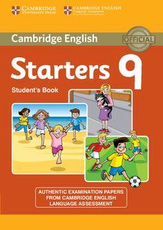 Cambridge English: Starters (YLE Starters) preparation | Cambridge English