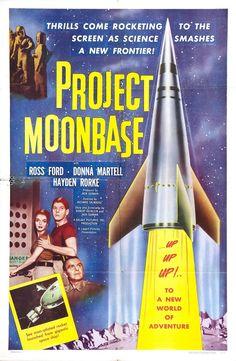 Project Moon Base (1953) - IMDb