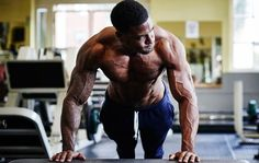 It's called the Total-Body Muscle Tremor, and it lives up to its name