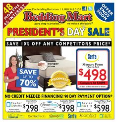 Current Ad - Don't miss the best savings of the year!