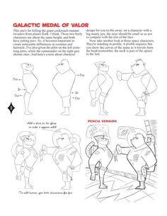 Estúdio Fantasma: Apostila: como desenhar Cartoon em estilo retro por Christopher Hart