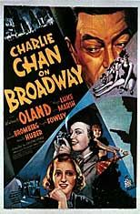 Charlie Chan movies. Half of his quotes are quoted back to me all the time.