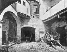 Carrer de l'Oli, Barcelona, 1890-1900