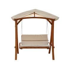 Leisure Season Porch Swing with Canopy & Reviews | Wayfair