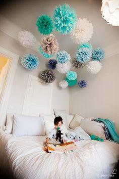 オシャレはまず天井から!?壁を飾るように天井を飾る家