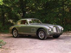 1951 Aston Martin DB MK 2 Chassis no. LML 5035 Engine no. LB6B 50 278