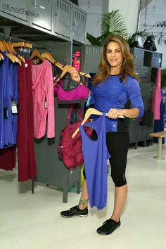 In an exclusive interview, the always fit TV personality and celebrity trainer Jillian Michaels shares her fall fitness tips. Cute Athletic Outfits, Cute Gym Outfits, Sexy Workout Clothes, Jillian Michaels, Fitness Fashion, Fitness Clothing, Womens Workout Outfits, Fitness Fun, Fitness Gear