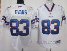 http://www.xjersey.com/nfl-buffalo-bills-83-evans-whiteevans-2011-new-arrival.html NFL BUFFALO BILLS #83 EVANS WHITE[EVANS] 2011 NEW ARRIVAL Only 32.17€ , Free Shipping!