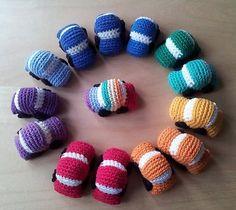Mesmerizing Crochet an Amigurumi Rabbit Ideas. Lovely Crochet an Amigurumi Rabbit Ideas. Crochet Car, Crochet Gratis, Crochet Amigurumi, Crochet For Boys, Love Crochet, Amigurumi Patterns, Crochet Dolls, Ravelry Crochet, Crochet Keychain