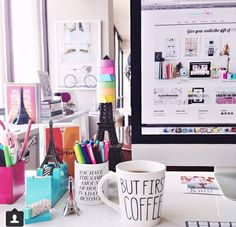 Desk goals   http://www.hercampus.com/school/ok-state/5-things-do-if-you-dont-have-spring-break-plans
