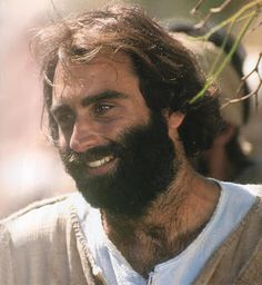 """Bruce Marchiano as Jesus from """"Today with God"""" (Gospel of Matthew)"""