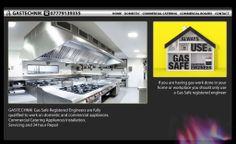 GasTechnik website create by Nanovee