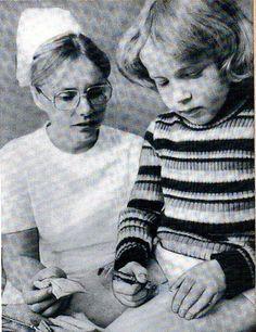 DDR Krankenschwester des DDR Gesundheitswesen