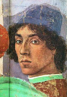 Self Portrait of Fra Filippo Lippi | share this twitter facebook like this like loading