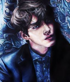 Kim Woo Bin by SLeeSin #kpop #actor #korean