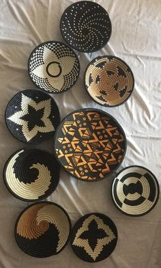 Africa Grouping baskets/ woven baskets – multi colors decor baskets- wall hanging baskets-mama decor -mama basket- red woven baskets – Famous Last Words Home Decor Baskets, Basket Decoration, Baskets On Wall, Hanging Baskets, Wall Basket, Basket Tray, Basket Gift, Woven Baskets, Basket Weaving