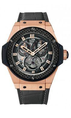 Hublot Big Bang King Power Tourbillon Minute Repeater Watch 704.OQ.1138.GR  $400,000.00