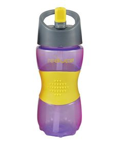 Another great find on #zulily! Purple Gripster 14-Oz. Water Bottle by Reduce #zulilyfinds