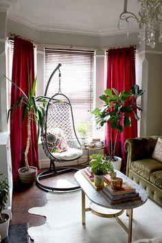 Ideas de decoraci n c mo elegir las cortinas para la casa for Cortinas marroquies