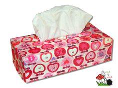 Gedanken und Kreatives: DIY Taschentuchboxhülle