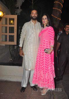 #Ekta Kapoor's #Diwali bash.